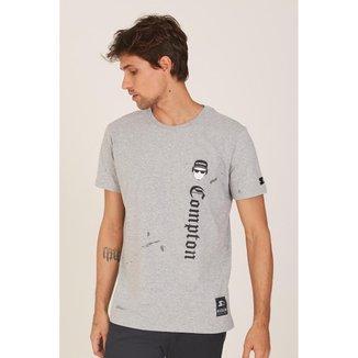 Camiseta Starter Estampada Compton Masculino