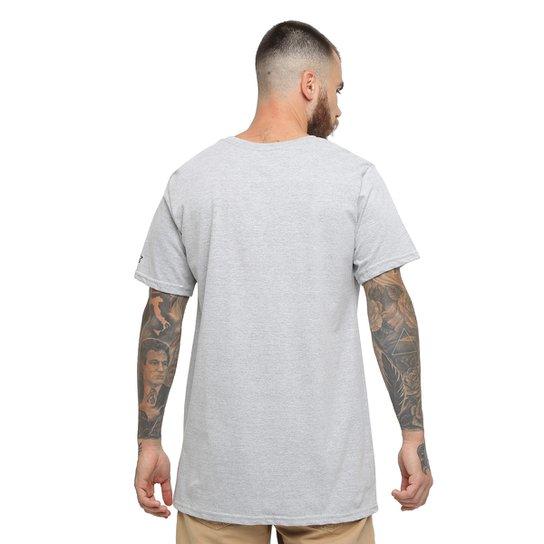 Camiseta Starter Gato Félix - Cinza