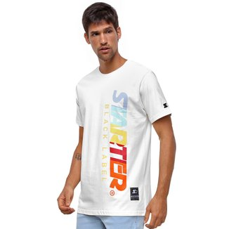 Camiseta Starter Logo Colors