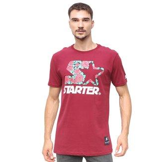 Camiseta Starter Logo Roses