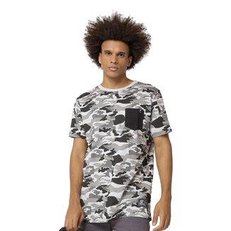 Camiseta Starter Pocket Camu