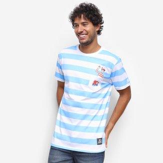 Camiseta Starter Pocket Wally Cloth