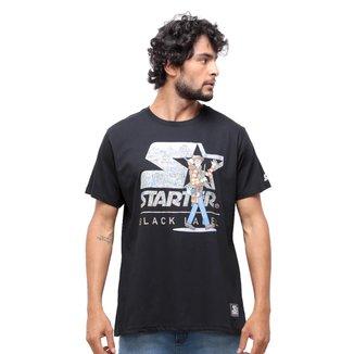 Camiseta Starter Wally Travels