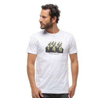Camiseta Volcom Long Fit Unit