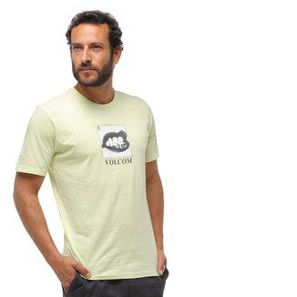 Camiseta Volcom Reacher