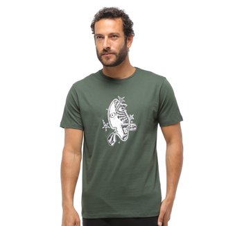 Camiseta Volcom Two Face