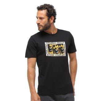 Camiseta Volcom Yellers