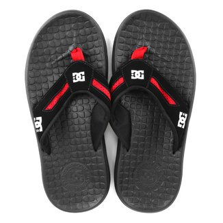 Chinelo DC Shoes Cabo Sandal Masculino