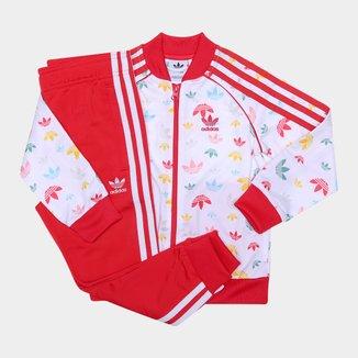 Conjunto Infantil Adidas Superstar SST