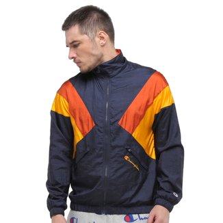 Jaqueta Nylon Champion Recorte Warm Up Jacket