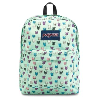 Mochila Jansport Superbreak Cool Cats
