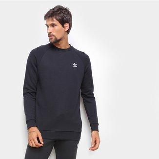 Moletom Adidas Essential Crew Masculino