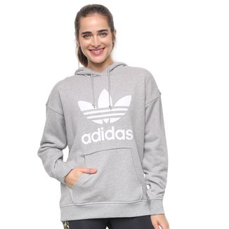 Moletom Adidas Trefoil Hoody