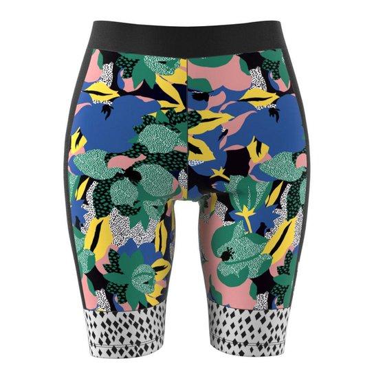 Short Adidas Cycling - Colorido