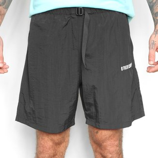 Short Other Culture Sport Basic Logo Bordado