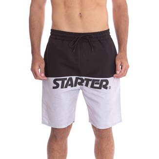 Shorts Starter Faixa Logo