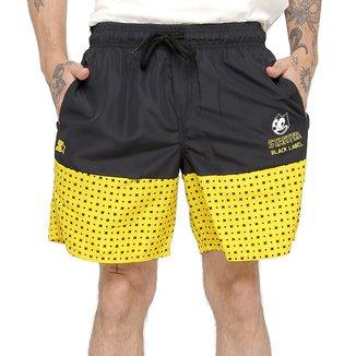 Shorts Starter Gato Félix
