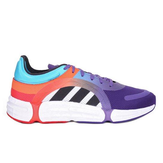 Tênis Adidas Soko - Roxo+Branco
