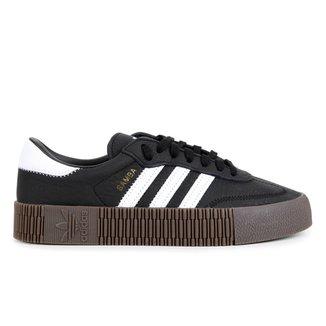 Tênis Couro Adidas Sambarose