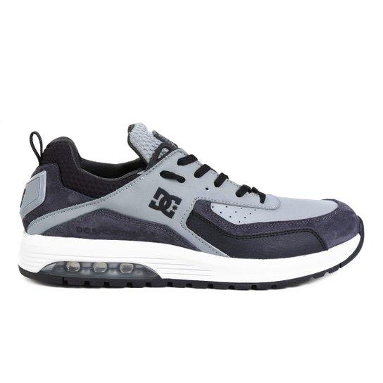 Tênis DC Shoes Vandium SE - Cinza+Preto