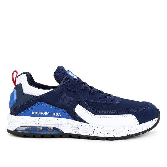 Tênis DC Shoes Vandium SE - Marinho+Branco