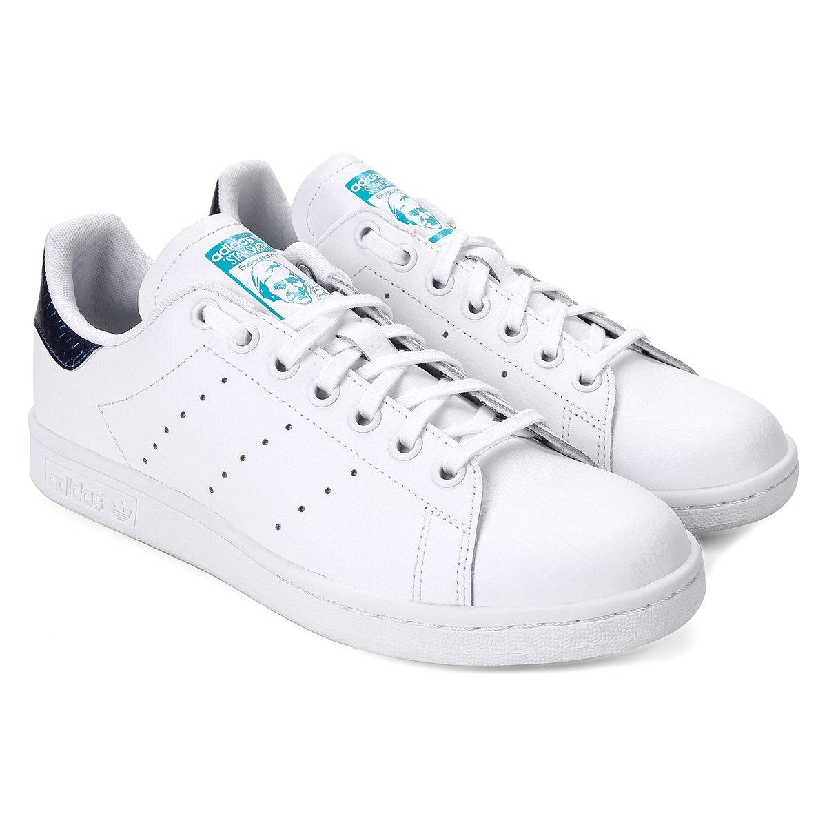 Tênis Infantil Agora Adidas Stan Smith Compre Agora Infantil FREE LACE  da2e49 97f0d726786ea