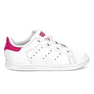 Tênis Infantil Adidas Stan Smith