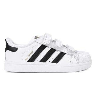 Tênis Infantil Adidas Superstar