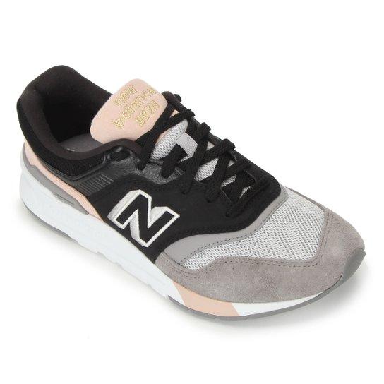 Tênis New Balance 997H Feminino - Preto