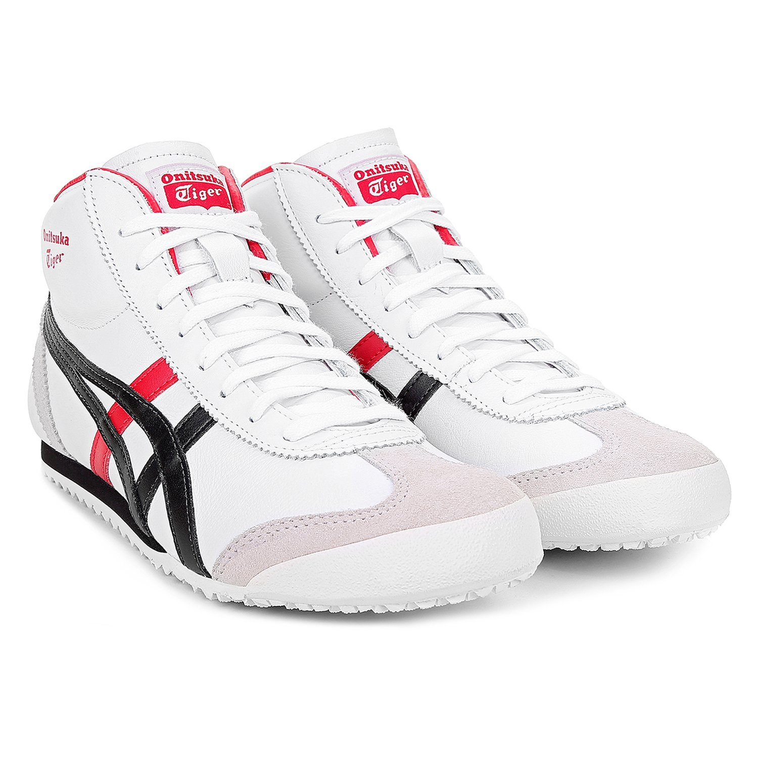 new arrival d19ae 618ee Tênis Onitsuka Tiger Mexico 66 Mid Runner