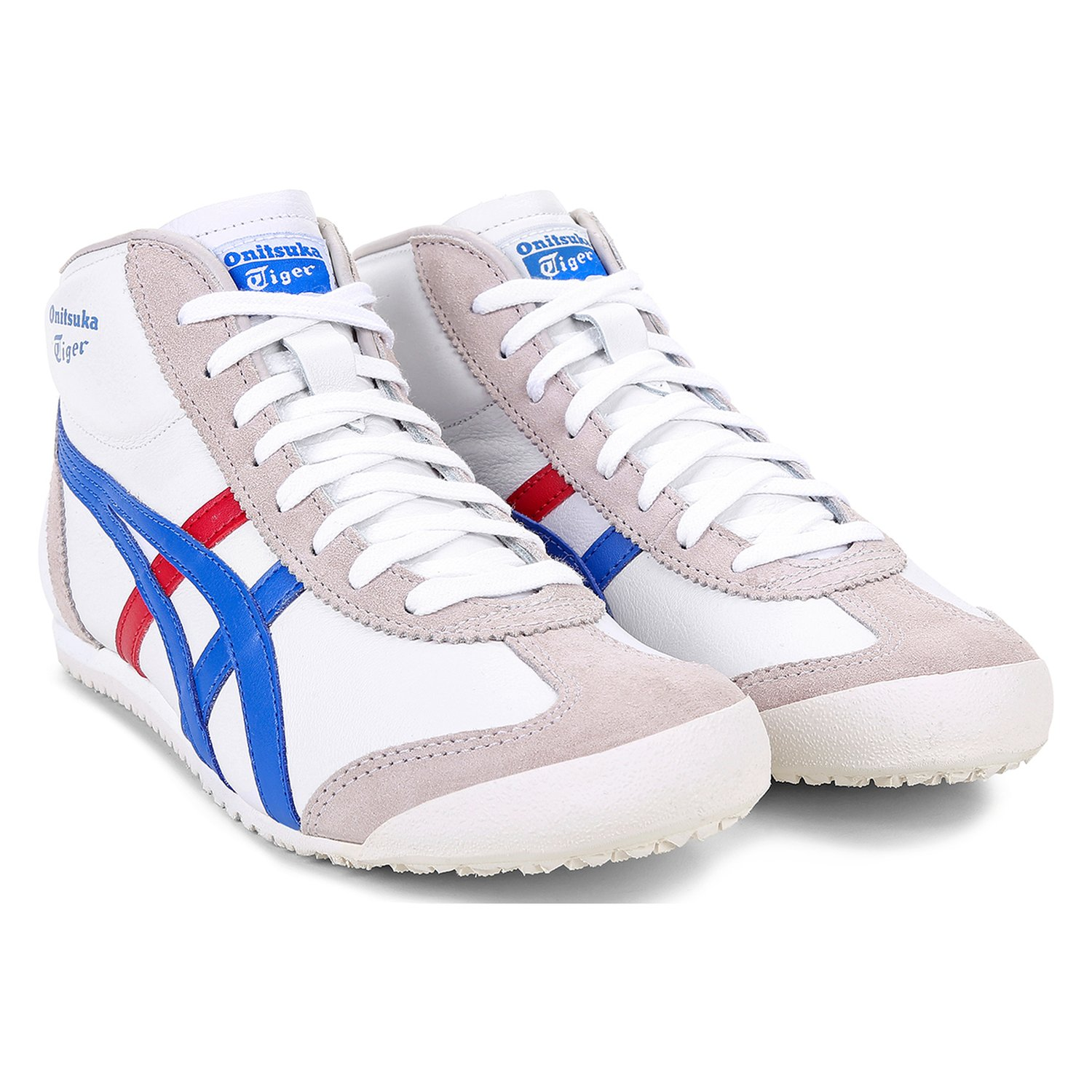 new arrival 66ccb 49424 Tênis Onitsuka Tiger Mexico 66 Mid Runner