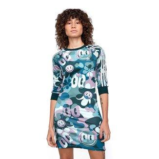 Vestido Adidas 3 Stripes
